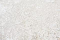 关闭海盐在盐农场, 免版税图库摄影