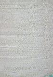 石膏涂灰泥的墙壁 免版税库存图片