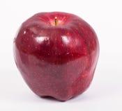 关闭红色苹果颜色 库存照片