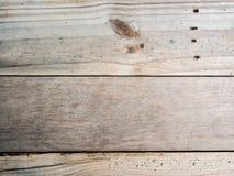 关闭自然木纹理背景 免版税库存图片