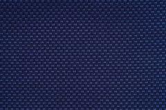 关闭蓝色颜色一件毛织物品  图库摄影