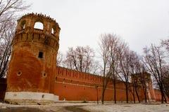 其中一个唐修道院的塔 库存图片