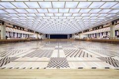 其中一个大厅在克里姆林宫宫殿 免版税图库摄影