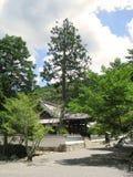 其中一个Nanzenji寺庙大厦 免版税库存照片