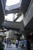 其中一个Shanghais一点已知的建筑地标:1933年屠宰场 库存照片