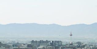 其京都塔 库存图片