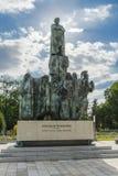 其次纪念碑国家博物馆在克拉科夫 库存图片