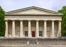 其次银行大楼有历史的国民 库存图片