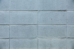 具体块墙壁,水泥块背景 免版税库存照片