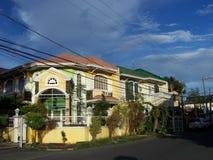 具体家在菲律宾 免版税库存照片