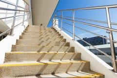 具体楼梯 图库摄影