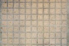 具体正方形墙壁样式背景纹理 库存照片