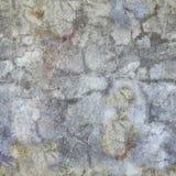 具体grunge模式无缝的墙壁 免版税库存图片