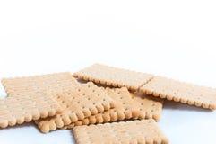 经典之作薄脆饼干 免版税库存图片