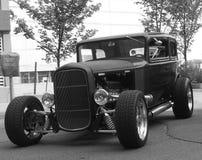 经典之作被恢复的20世纪20年代车 库存图片