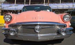 经典之作1956年别克汽车 库存照片