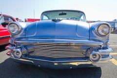 经典之作1956年别克汽车 免版税库存图片