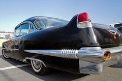 经典之作1956年卡迪拉克汽车 库存照片