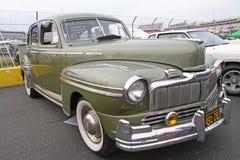 经典之作1948年水星汽车 图库摄影