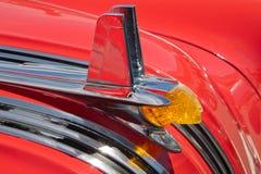 经典之作1953年比德汽车 免版税库存照片
