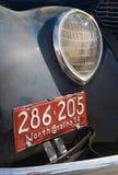 经典之作1939年福特汽车 库存图片
