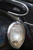 经典之作1939年福特汽车 免版税库存图片