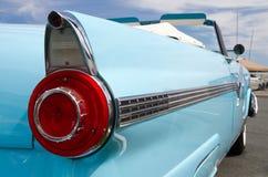 经典之作1956年福特汽车 免版税库存图片