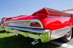 经典之作1960年福特汽车 图库摄影