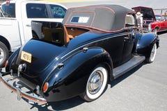 经典之作1939年福特汽车 免版税图库摄影