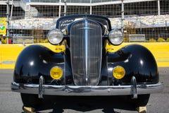 经典之作1936年雪佛兰汽车 免版税库存图片