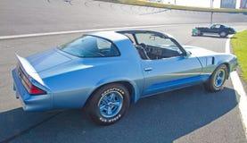 经典之作1981年雪佛兰Camaro汽车 免版税图库摄影