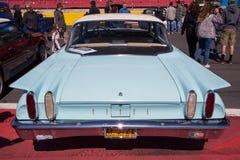 经典之作1960年Edsel汽车 库存照片