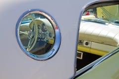 经典之作1957年Ford Thunderbird汽车 库存图片