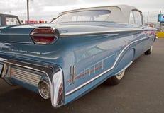 经典之作1960年Oldsmobile汽车 库存照片