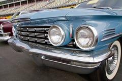 经典之作1960年Oldsmobile汽车 免版税库存图片