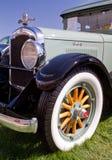 经典之作1928 REO汽车 免版税库存照片