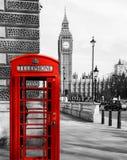 经典伦敦 库存图片