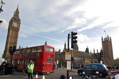 经典伦敦 免版税库存图片