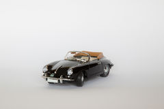 经典保时捷356 Speedster 免版税库存照片