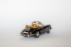 经典保时捷356 Speedster 免版税图库摄影