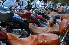 经典印地安自行车 免版税库存照片