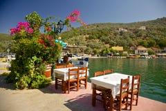 典型的希腊 免版税库存照片