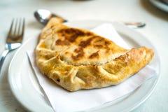 典型的智利食物 免版税库存图片