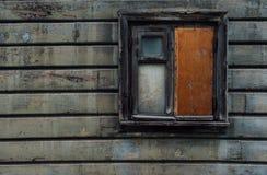 典型的木房子在塔林 免版税图库摄影