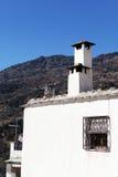 典型的管子安大路西亚 西班牙 库存图片