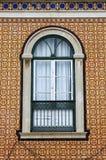 典型的葡萄牙视窗 免版税库存图片