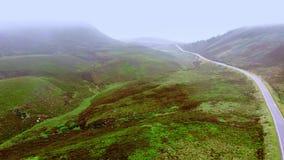 典型的风景和风景在苏格兰的高地 影视素材