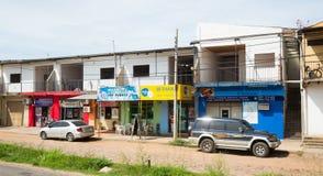 典型的巴拉圭区 库存图片