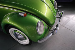 经典德国汽车 免版税图库摄影