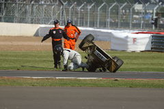 经典惯例3赛车 免版税库存图片